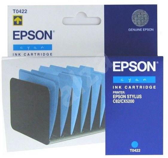 Epson T0422 azurová - Cartridge