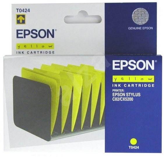 Epson T0424 žlutá - Cartridge