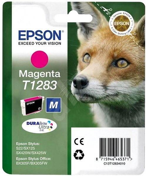 Epson T1283 purpurová - Cartridge