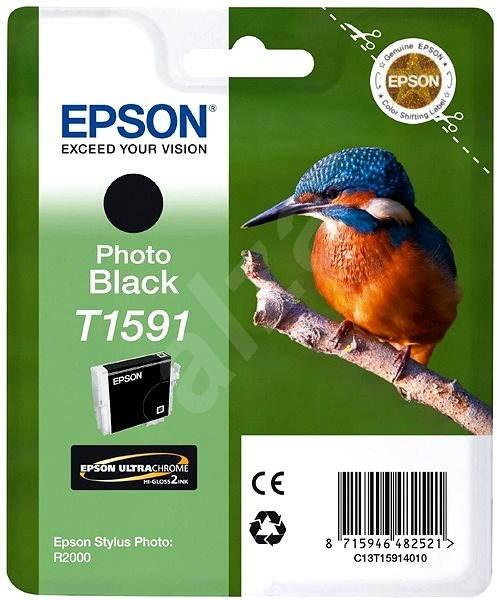 Epson T1591 černá - Cartridge