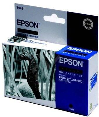 Epson T0481 černá - Cartridge