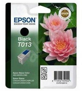 Epson T0134 černá - Cartridge