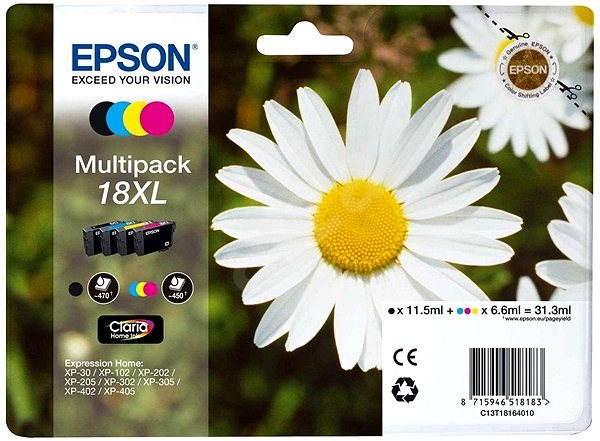 Epson T1816  multipack - Sada cartridge
