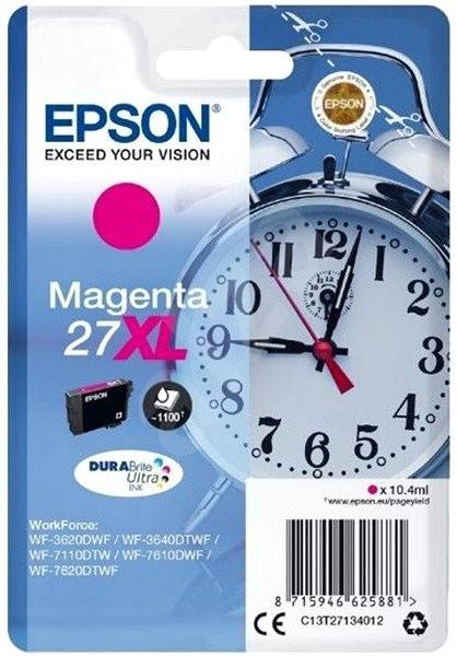 Epson T2713 27XL purpurová - Cartridge