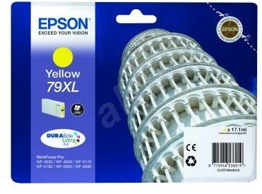Epson T7904 79XL žlutá - Cartridge