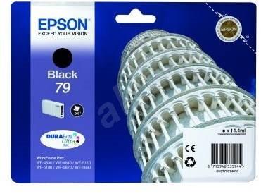 Epson C13T79114010 79 černá - Cartridge