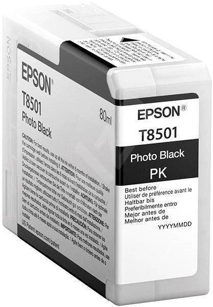 Epson T7850100 foto černá - Cartridge
