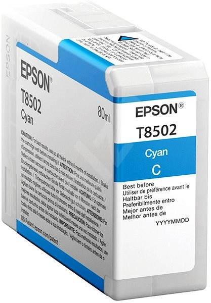 Epson T7850200 azurová - Cartridge