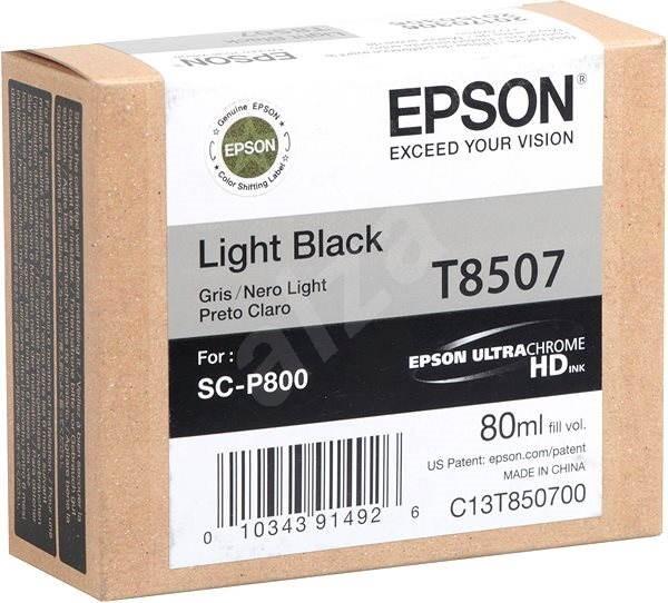 Epson T7850700 světle černá - Cartridge