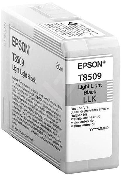 Epson T7850900 světle černá - Cartridge