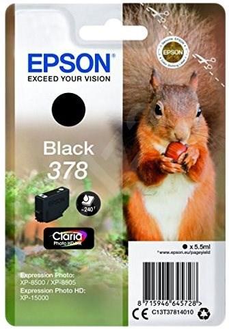 Epson T3781 č.378  černá - Cartridge