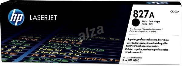 HP CF300A č. 827A černý - Toner