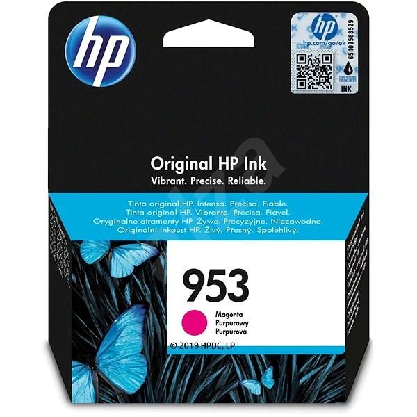 HP F6U13AE č. 953 purpurová - Cartridge