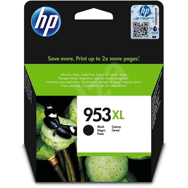 HP L0S70AE č. 953XL černá - Cartridge