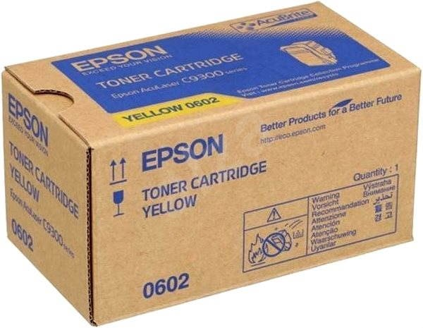 Epson C13S050602 žlutý - Toner