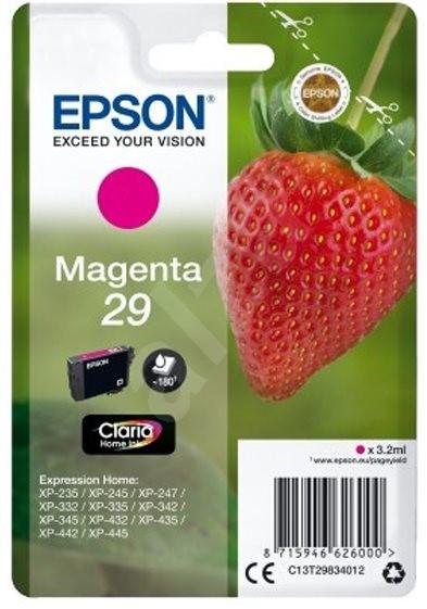 Epson T2983 purpurová - Cartridge