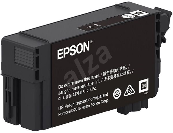 Epson T40C140 černá - Cartridge