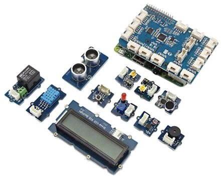 Seed Studio GrovePi+ Starter Kit for Raspberry Pi - Stavebnice
