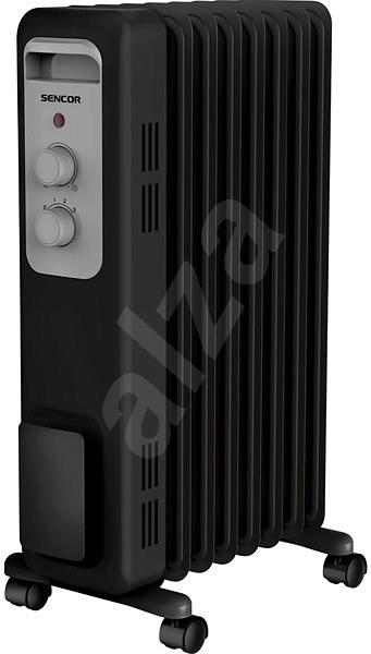 SENCOR SOH 3307BK - Elektrický radiátor