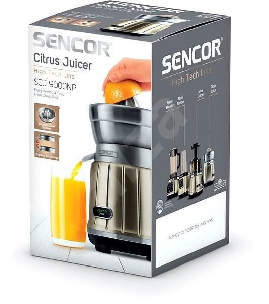 SENCOR SCJ 9000NP - Lis na citrusy elektrický