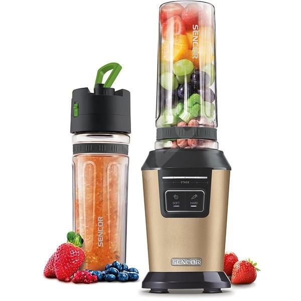 SENCOR SBL 7177CH Automatic Smoothie Maker Vitamin+ - Countertop Blender
