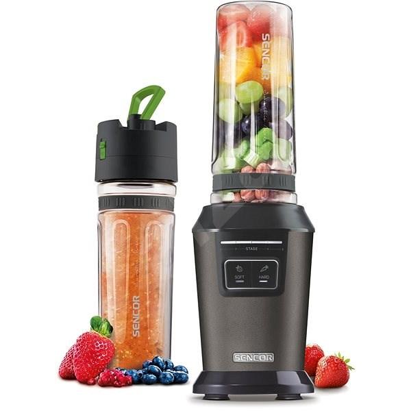 SENCOR SBL 7178BK automatický mixér na smoothie Vitamin+ - Stolní mixér