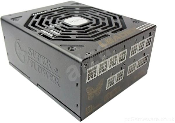 Super Flower Leadex 1600 W - Počítačový zdroj