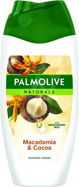 PALMOLIVE Naturals Macadamia Oil 250ml - Shower Gel