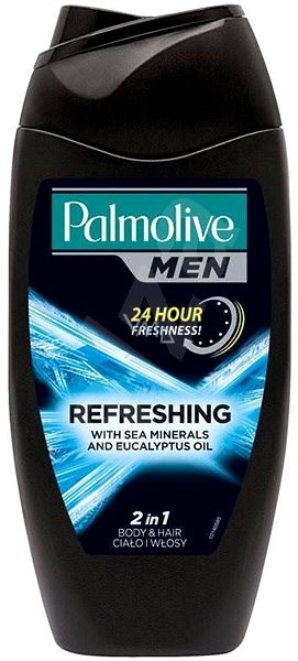 PALMOLIVE For Men Blue Refreshing 2in1 Shower Gel - Pánský sprchový gel