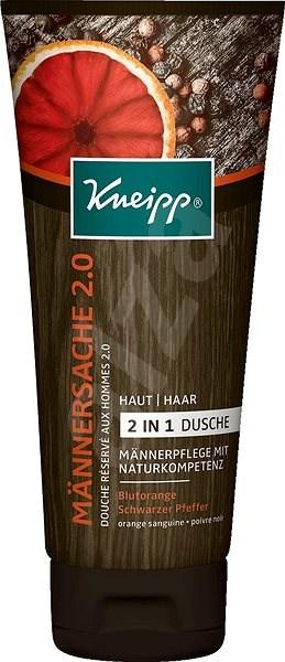 KNEIPP Sprchový gel 2v1 Pánská záležitost 200 ml - Pánský sprchový gel