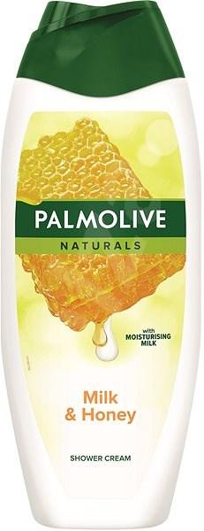 PALMOLIVE Naturals Milk & Honey Shower Gel 500 ml - Sprchový gel