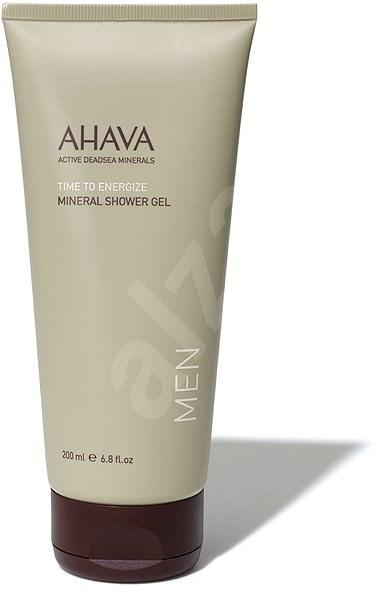 AHAVA Time to Energize Mineral Shower Gel 200 ml - Pánský sprchový gel