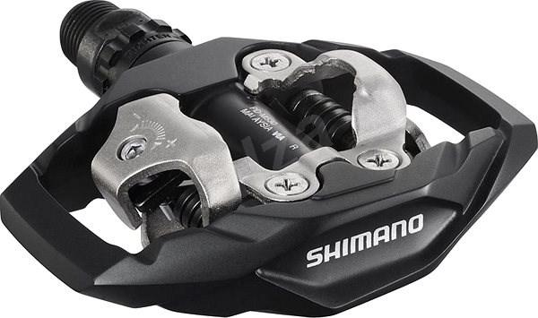 Shimano PD-M530 SPD zarážky SM-SH51 black - Pedály