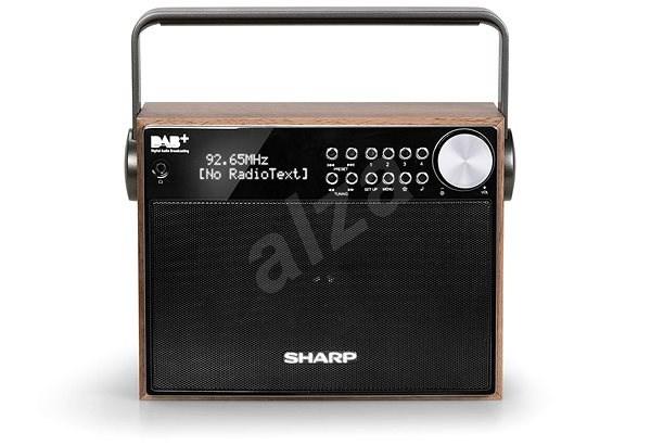 Sharp DR-P350 - Rádio