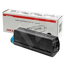 OKI Toner pro C3300n C3400n červený -