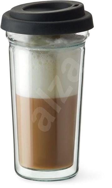 SIMAX Sklenice na kávu Latté s sebou 0,4l - Sklenice na teplé nápoje
