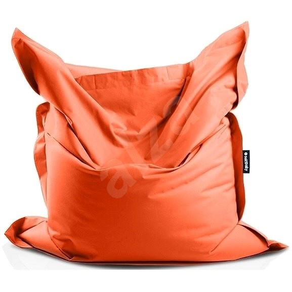 Sakypaky Kanafas oranžový - Sedací vak