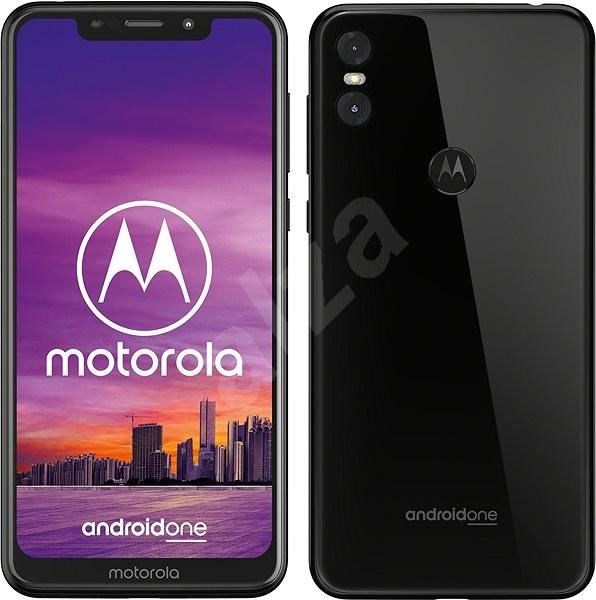 Motorola One Lite NFC černá - Mobilní telefon