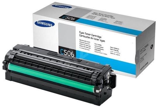 Samsung CLT-C506L azurový - Toner