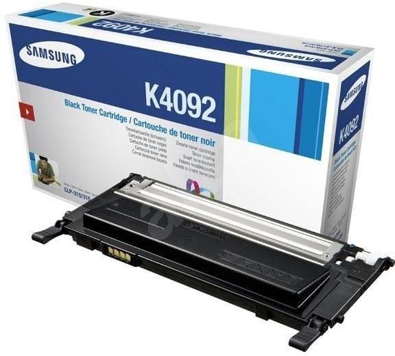 Samsung CLT-K4092S černý - Toner