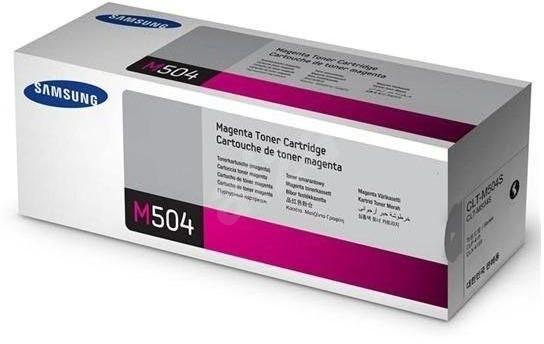 Samsung CLT-M504S purpurový - Toner