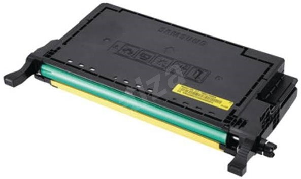 Samsung CLT-Y5082S žlutý - Toner