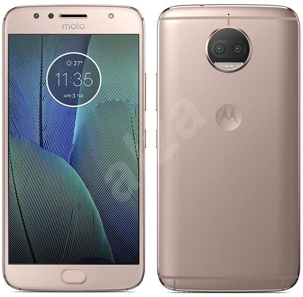 Motorola Moto G5s Plus Gold  - Mobilní telefon