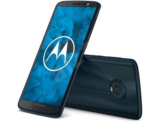 Motorola G6 Modrá - Mobilní telefon