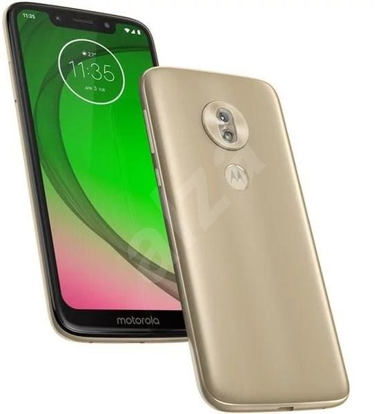 Motorola G7 Play zlatá - Mobilní telefon