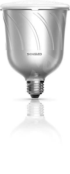 Sengled Pulse, JBL bluetooth repro, satelit, 8W E27, stmívatelná - stříbrná - LED žárovka