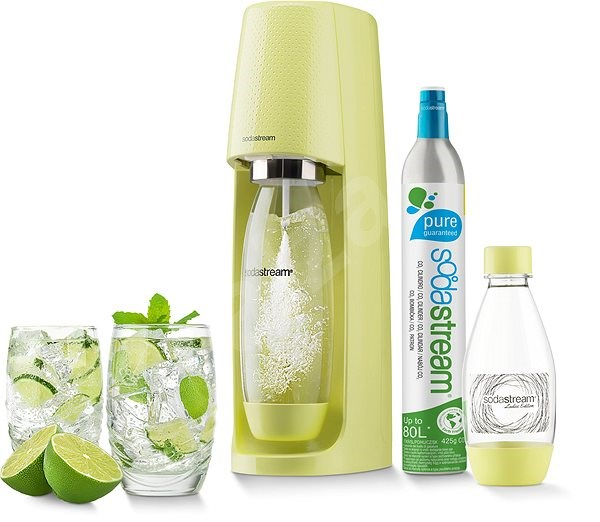 SodaStream Spirit JměLimet - Výrobník sody