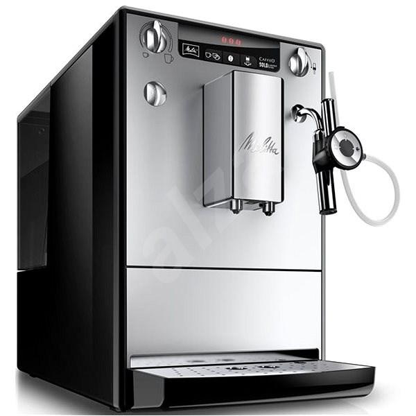 Melitta Solo Perfect Milk Stříbrný - Automatický kávovar