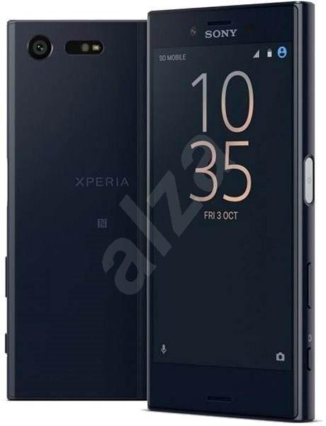 Sony Xperia X Compact Universe Black - Mobilní telefon