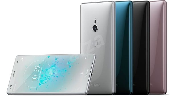 Sony Xperia XZ2 Dual SIM - Mobilní telefon